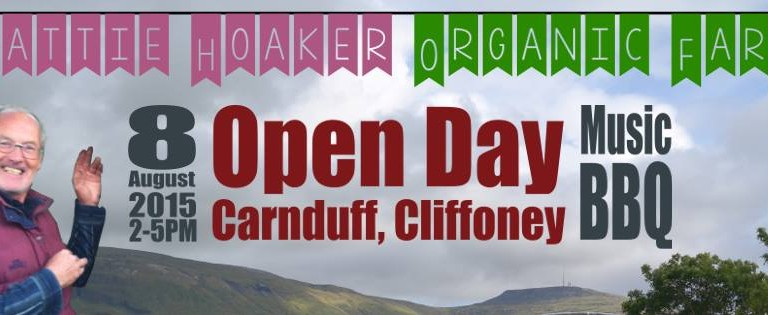 OPEN DAY AUGUST 8TH